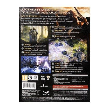 Gra PC Age of Wonders 3