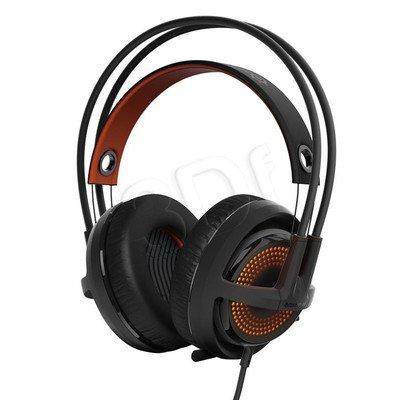 Słuchawki nauszne z mikrofonem Steelseries Siberia 350 (czarny)