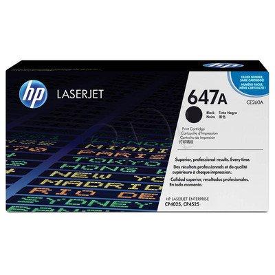 HP Toner Czarny HP647A=CE260A, 8500 str.