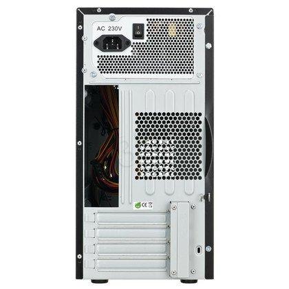 OBUDOWA CHIEFTEC CD-01B-U3 (350W) USB3.0 - CZARNA
