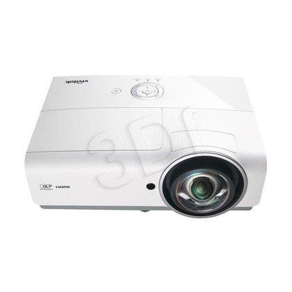 VIVITEK PROJEKTOR KRÓTKOOGNISKOWY DW882ST DLP/WXGA/3600ANSI/15000:1/HDMI/3D READY