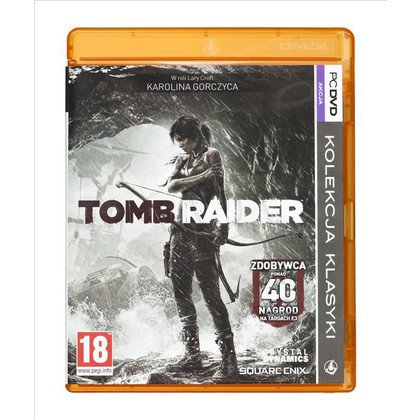 Gra PC PKK Tomb Raider