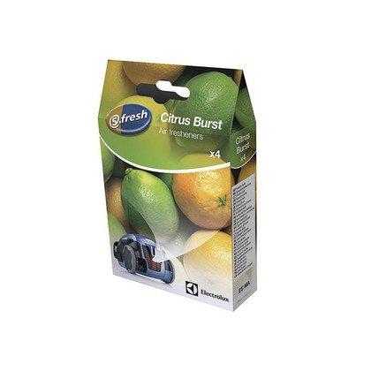 Saszetki zapachowe s-fresh® do odkurzacza 4x CYTRUSY (9001677807)