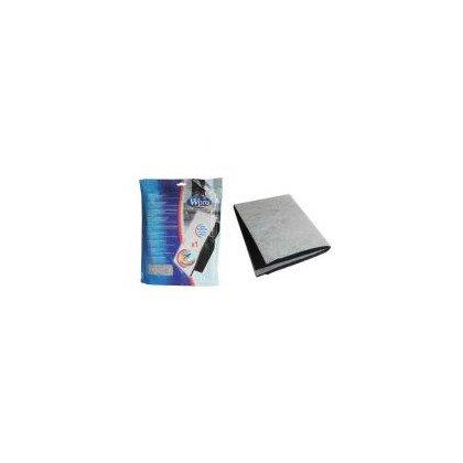 Uniwersalny filtr tłuszczowo węglowy do okapu 2w1 Whirpool (480181700646)