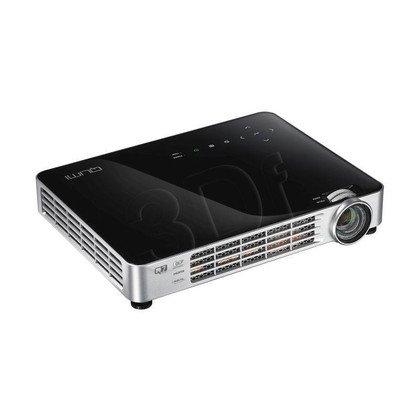 VIVITEK PROJEKTOR QUMI Q7 PLUS CZARNY DLP/ LED/ HD720P/ 1000 ANSI/ MHL/ 2GB/ USB/ WIFI-OPCJA