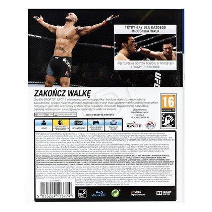 Gra PS4 UFC 2