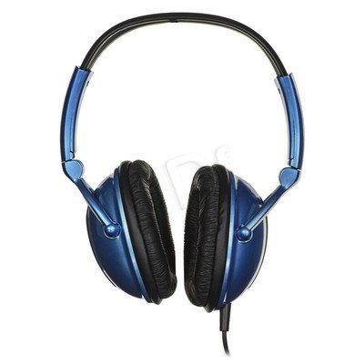 Słuchawki wokółuszne z mikrofonem LENOVO P723N (Niebieski)