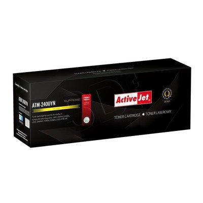 ActiveJet ATM-2400YN toner Yellow do drukarki Minolta (zamiennik Minolta 1710589-005) Supreme