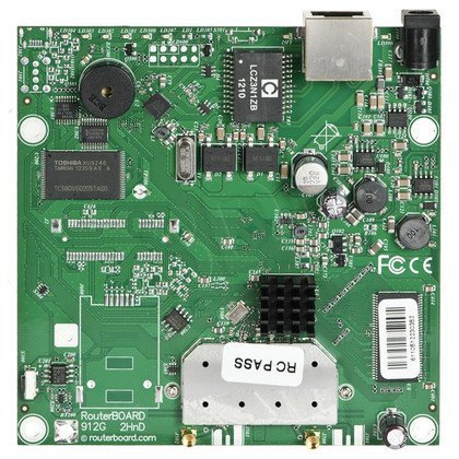 MikroTik RB911G-2HPnD 2xMMCX L3