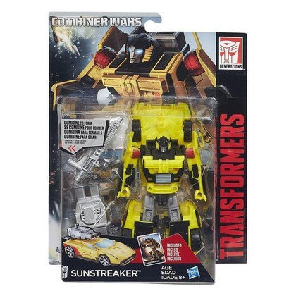 TRA TRANSFORMERS GENERATIONS DELUXE HASBRO B0974