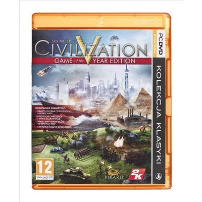 Gra PC PKK Civilization V GOTY