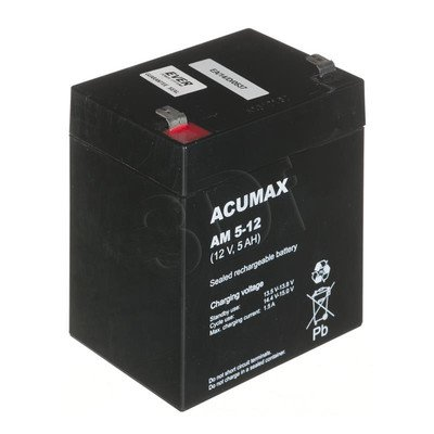 AKUMULATOR ACUMAX 12V 5Ah [AM 5-12]