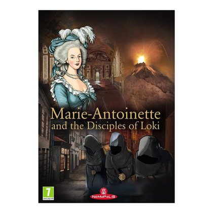 Gra PC Marie Antoinette and the Disciples of Loki (klucz do pobrania)