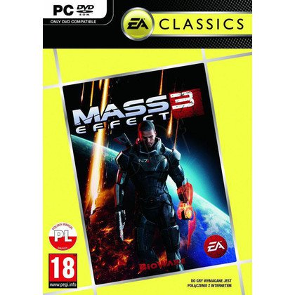 Gra PC Mass Effect 3 Classic