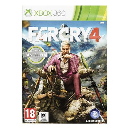 Gra Xbox 360 Far Cry 4 classic 1