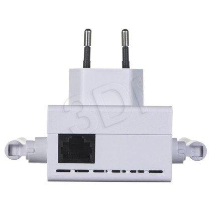 ASUS RP-12N Wzmacniacz sygnału / punkt dostępowy / mostek do mediów z bezprzewodowym modułem N300