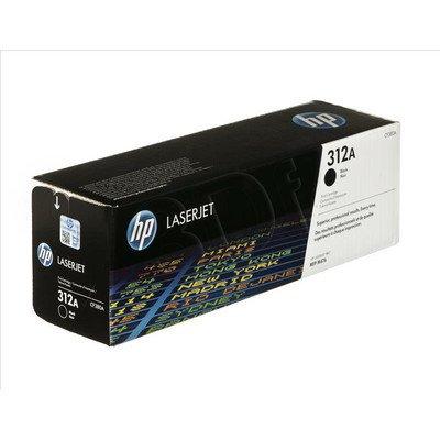 HP Toner Czarny HP312A=CF380A, 2400 str.