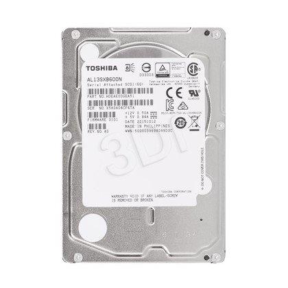 Dysk HDD TOSHIBA AL13SXB600N 600GB SAS-2 64MB 15000obr/min