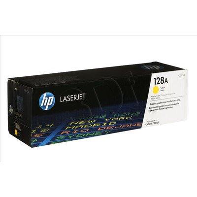 HP Toner Żółty HP128A=CE322A, 1300 str.