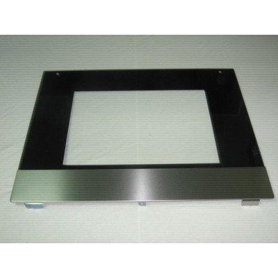 Szyba przednia drzwi piekarnika 59x45.5 cm (300350247)