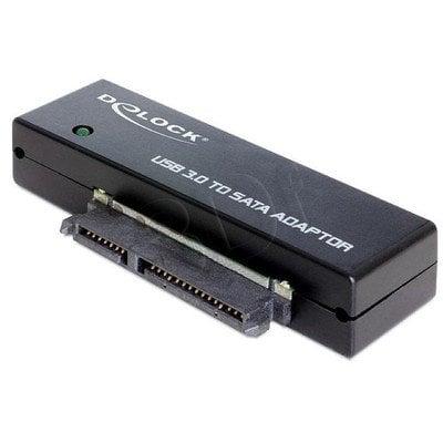 DELOCK ADAPTER USB 3.0 - SATA Z ZASILACZEM ZEWNĘTRZNYM