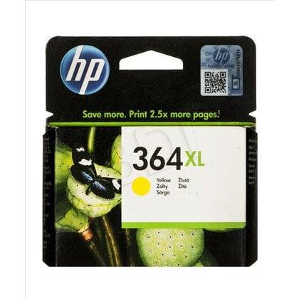 HP Tusz Żółty HP364XL=CB325EE, 750 str., 6 ml