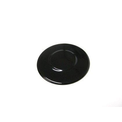 Nakrywka palnika, półokrągła czarna błyszcz. (C00142692)