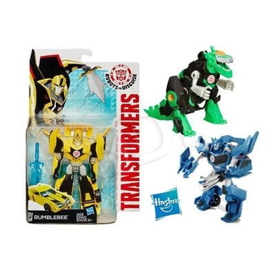 TRA TRANSFORMERS WARRIORS HASBRO B0070