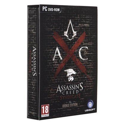 "Gra PC Assassin""s Creed Syndicate The Rooks Ed."