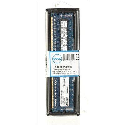 DELL A7134886 DDR3L DIMM 8GB 1600MT/s (1x8GB) Rejestrowana ECC