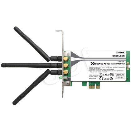 D-LINK DWA-556 Bezprzewodowa karta PCIe w standardzie 802.11n