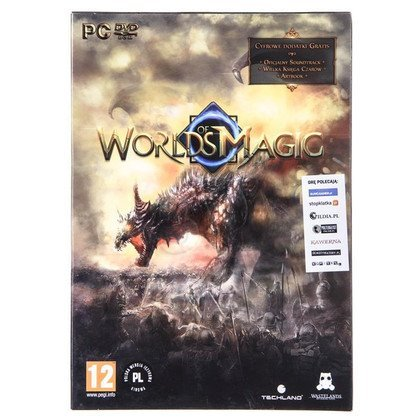 Gra PC Worlds of Magic