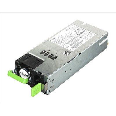 FUJITSU Modular PSU 450W platinum hp for RX140 S2 TX2540 M1 TX300 S8 RX100 S8 RX1330 M1 RX200 S8 RX2520 M1 RX300 S8 RX350 S8