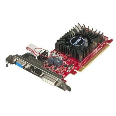 ASUS AMD Radeon R7 240 2048MB DDR3/128bit DVI/HDMI PCI-E (730/1800) (Low profile)