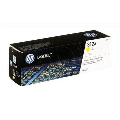 HP Toner Żółty HP312A=CF382A, 2700 str.