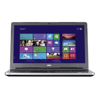 "DELL Inspiron 5558 i3-5005U 4GB 15,6"" HD 1000GB HD5500 GT920M BSY Srebrny (5558-8378) 2Y NBD"