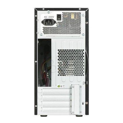 OBUDOWA CHIEFTEC SD-01B-U3-350S8 (350W) 80+ CZARNA