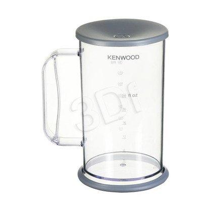 Blender ręczny Kenwood Triblade HDP304WH (800W/biało-szary)