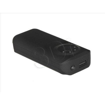 PowerNeed Powerbank E5600B 5600mAh USB czarny