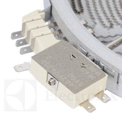Trójstrefowe elektryczne pole grzejne o mocy 2300 W (3051747016)