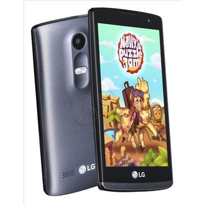 """Smartphone LG Leon (H320) 8GB 4,5"""" czarny/tytanowy"""