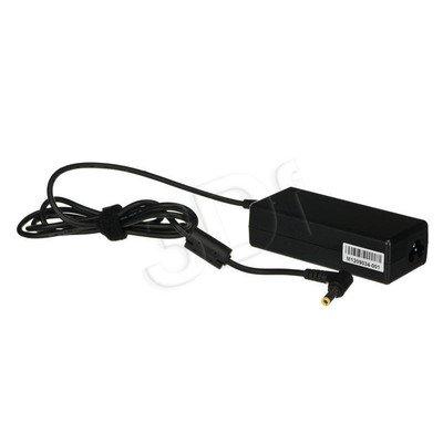 Zasilacz dedykowany do laptopa HP/COMPAQ 18.5V 3.5A 5.5*2.5 z kablem zasilającym Quer