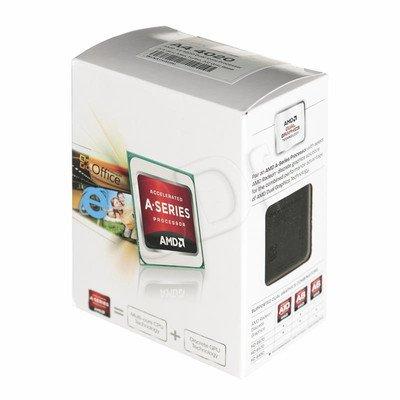 Procesor AMD APU A4 4020 3200MHz FM2 Box