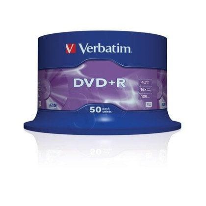 DVD+R Verbatim 4,7GB 16x