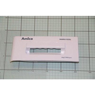 Osłona pojemnika na detergent NAWI6102SL (1034955)