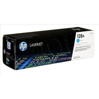 HP Toner Niebieski HP128A=CE321A, 1300 str.