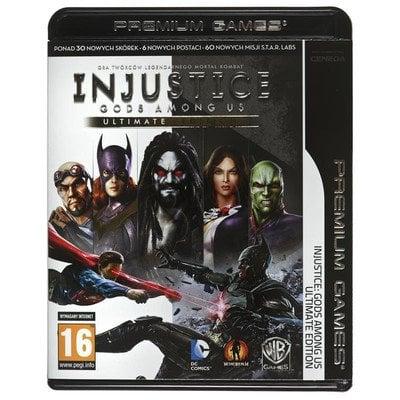 Gra PC NPG Injustice Gods Among Us Ultimate Edition