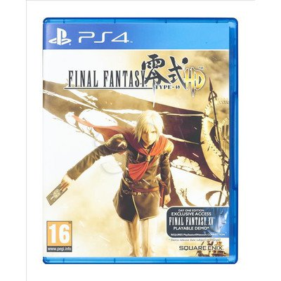 Gra PS4 Final Fantasy Type-O HD