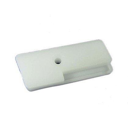 Płytka ośki uchwytu drzwi pralki dolna (481241728108)