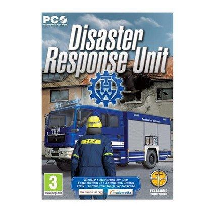 Gra PC Disaster Response Unit (klucz do pobrania)